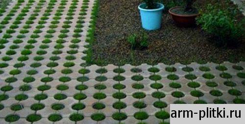 Тротуарная плитка эко укладка своими руками